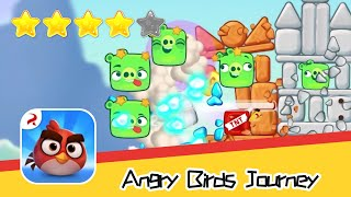 Angry Birds Journey 99 Walkthrough Fling Birds Solve Puzzles Recommend index four stars