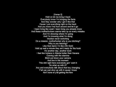 Logic - Flexicution Ft. Jess Andrea [Lyrics]