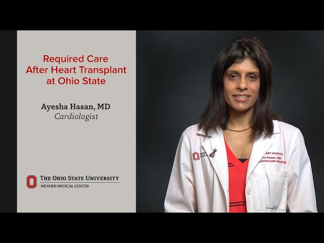 High Quality Required Care Following Heart Transplant