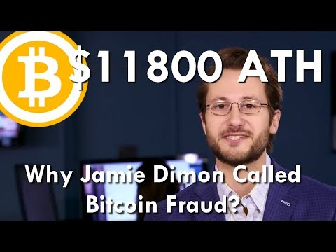 Ari Paul Interview on Jamie Dimon's Claim | Bitcoin ATH $11 800