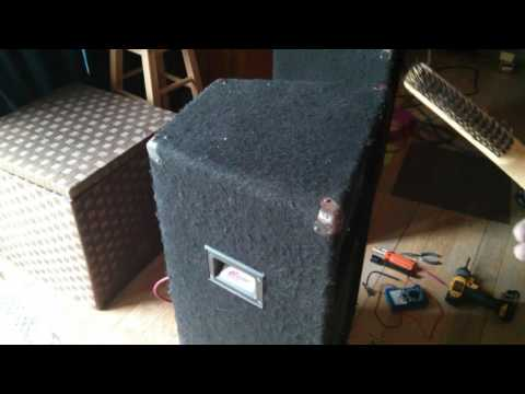 Speaker Cleaning, how to clean carpet covered speakers