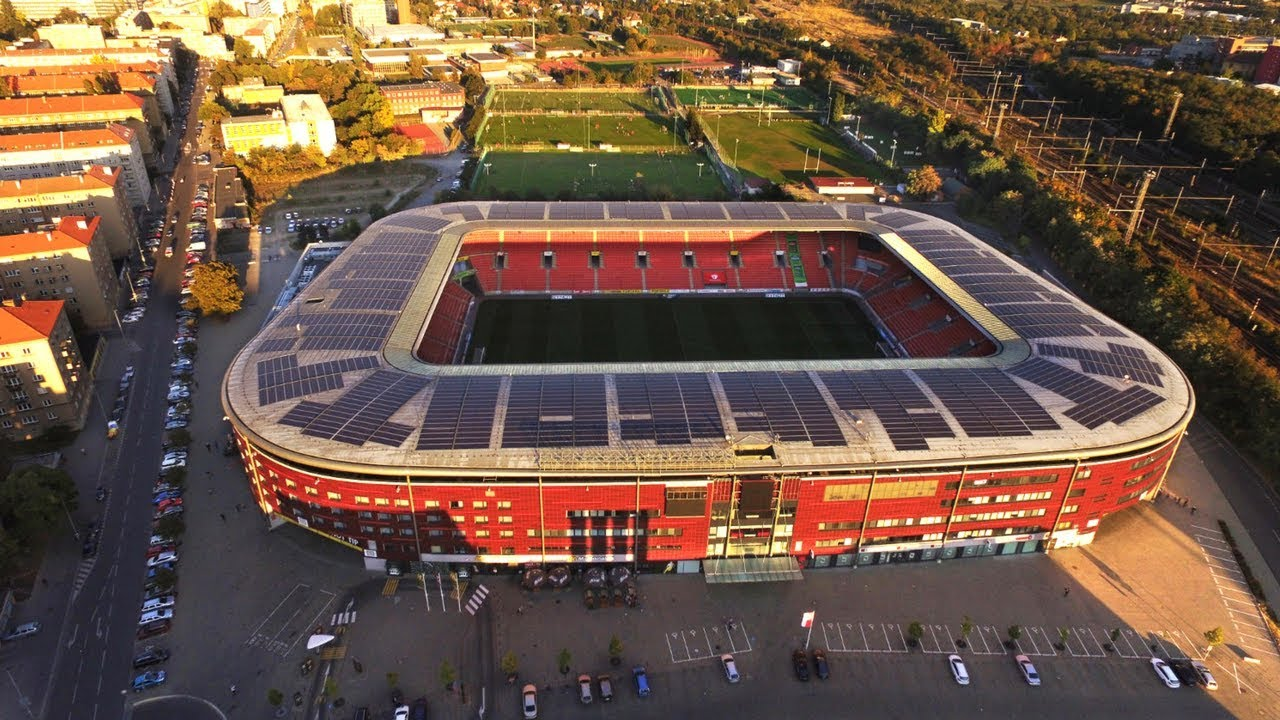Image result for sinobo stadium prague