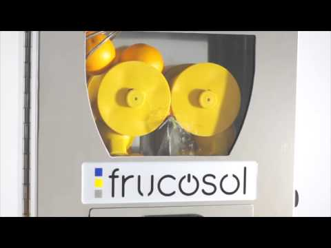 Frucosol F-50 Commercial Automatic Juicer - Heavy Duty Juicing Machine - Forest Catering Equipment