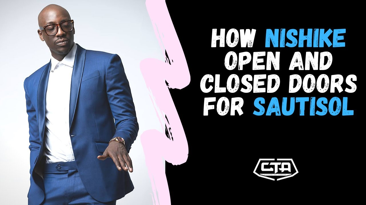 Download 622. How Nishike Open And Closed Doors For Sautisol - Bien-Aime Baraza (Sautisol) #ThePlayHouse