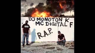 DJ Monoton K & MC Digital F - Tag ein Tag aus