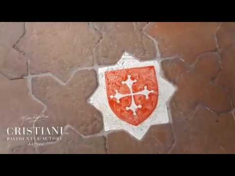 Cotto fatto a mano e cotto a legna stelle e punte by for Maro cristiani