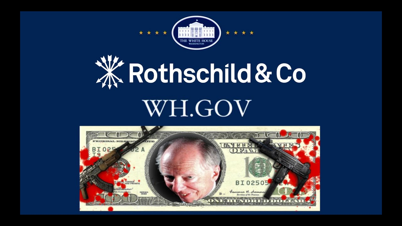MIND CONTROLLED: Obama. Clinton. Trump. Putin... Jacob Rothschild ?