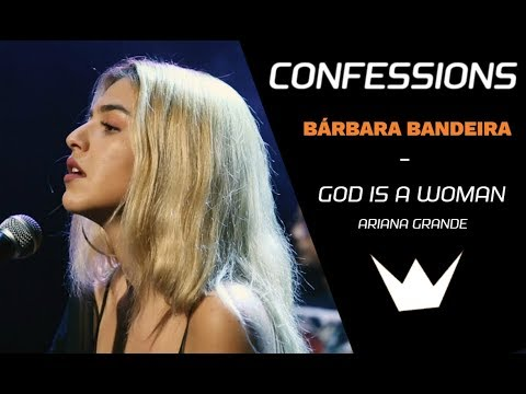 Mega Hits - Confessions | Bárbara Bandeira - God is a woman (Ariana Grande)