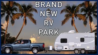 Weekend in Sunshine Key - Completely rebuilt RV park