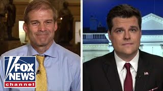 Rep. Jordan: Critical that FISA documents are declassified