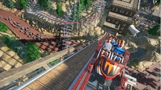 Let's Play Planet Coaster Episode 16 - Opening The Park