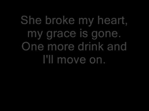 Generate Grace is Gone by Dave Mathews with Lyrics Images