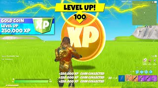NEW Unlimited XP Glitch in Fortnite! (EASY)
