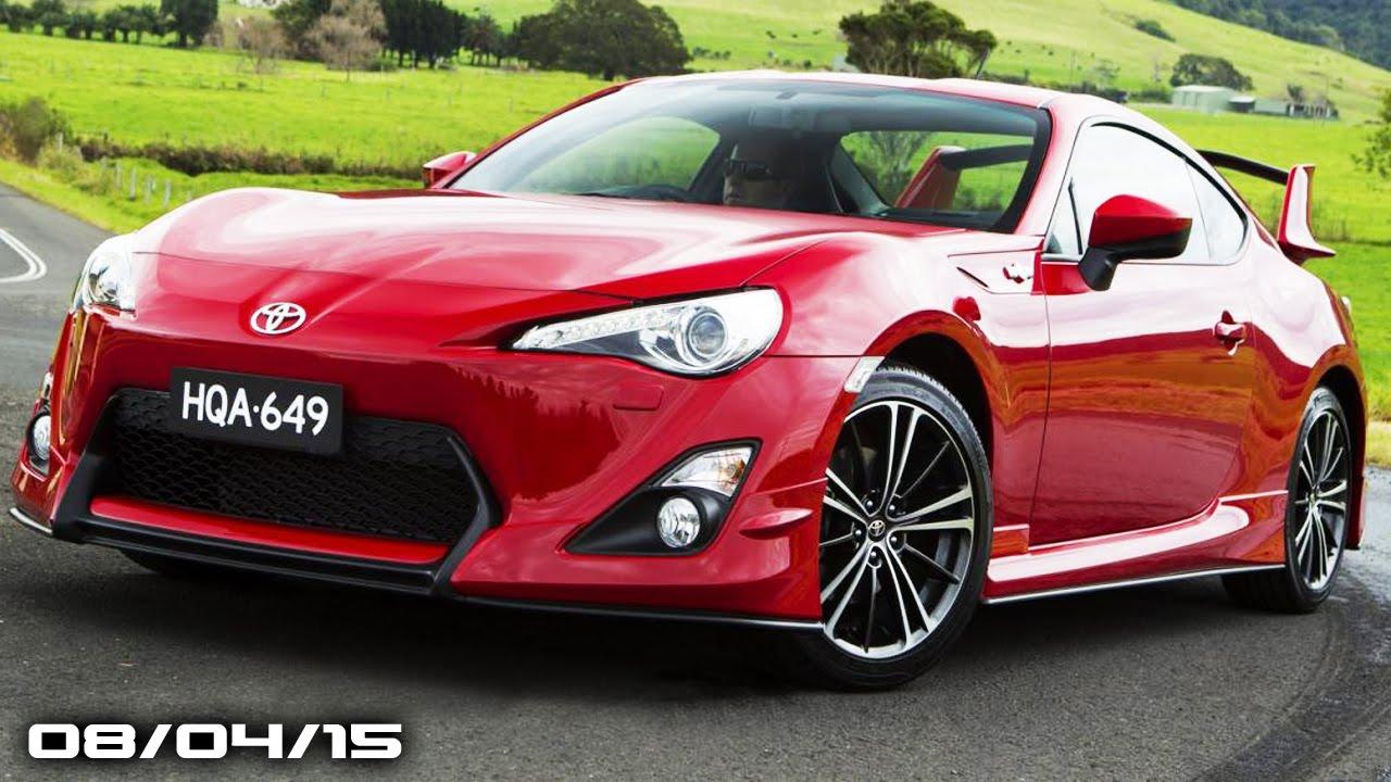 New Toyota GT86, Next Nissan Juke R, BMW Quad Turbo Diesel - Fast Lane Daily