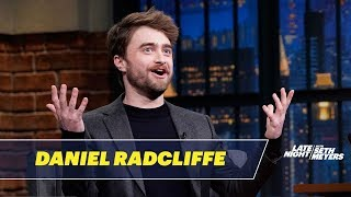 Daniel Radcliffe Is Hosting Thanksgiving for the First Time