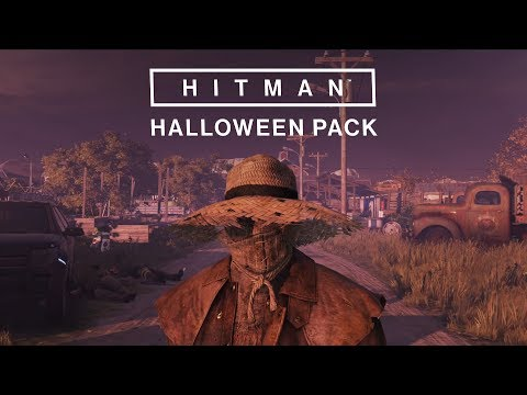 Hitman - Halloween Pack (Free Colorado)
