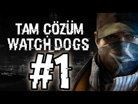 Watch Dogs Tam Çözüm Bölüm 1