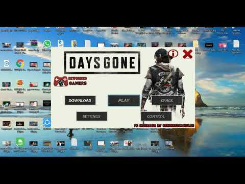 days gone pc game direct download