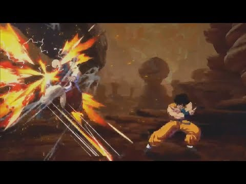 Yamcha and Tien Join the Fight! DRAGON BALL FIGHTERZ CHARACTER GAMEPLAY TRAILER INTROS [OFFICIAL]