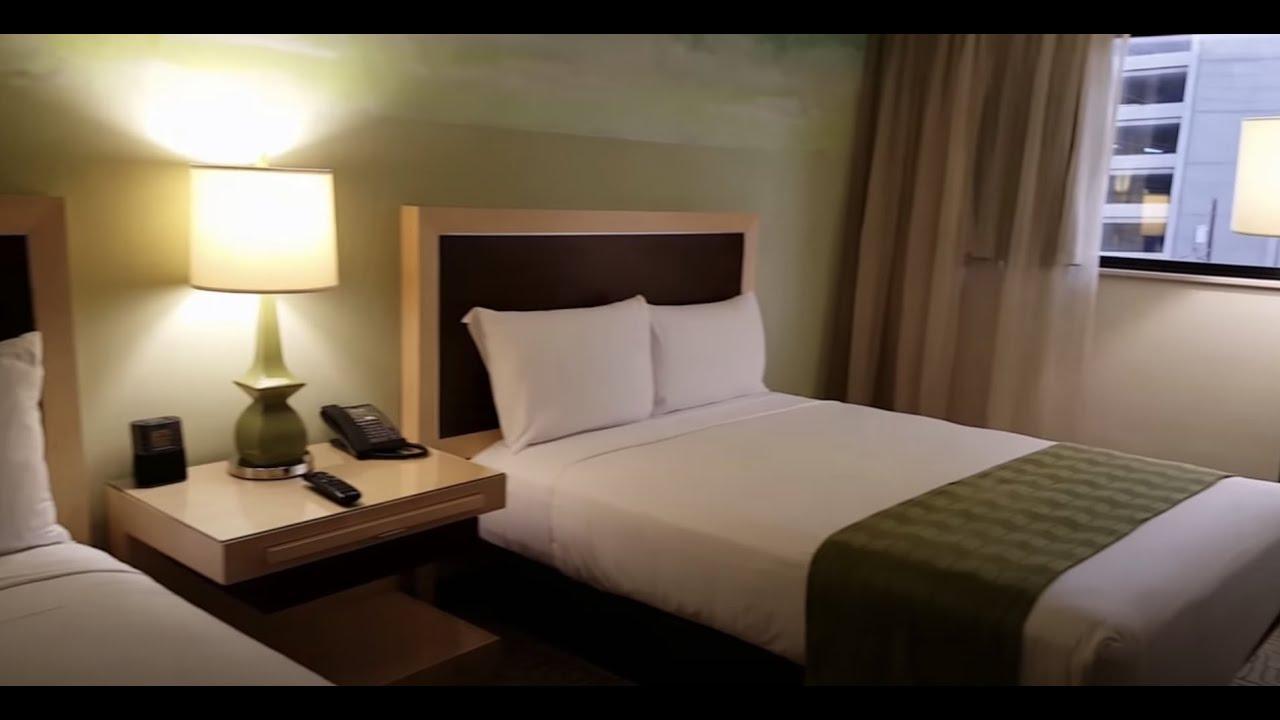 The Downtown Grand Hotel Casino Las Vegas Nevada Tour Inside Youtube