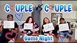 HILARIOUS COUPLE GAME!!! | Game Night