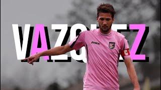 Franco Vazquez • Technical Elegance