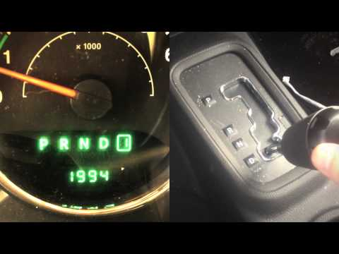 How To Use a Jeep Wrangler Automatic Transmission Manually