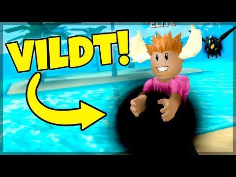 SORT PEGASUS OG SORT HUL! - Dansk Roblox: Treasure Hunt Simulator #9