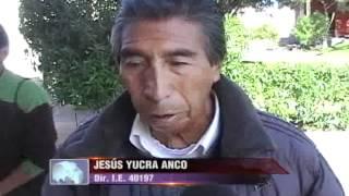 TVMUNDO Arequipa: Robaron computadoras
