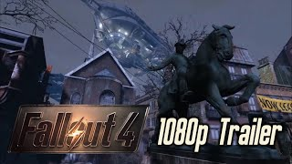 Fallout 4 Launch Trailer NEW | Fallout 4 Gameplay Trailer | Fallout 4 1080p