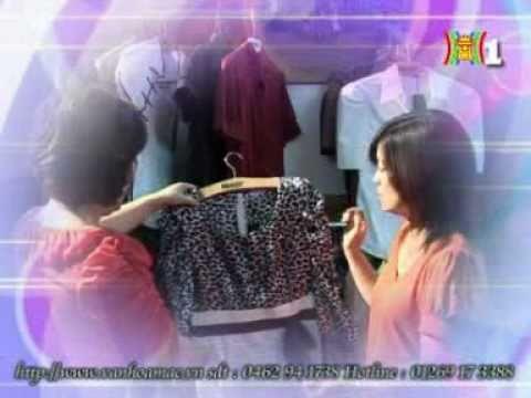 thời trang công sở mittex fashion với truyền hình hà nội.