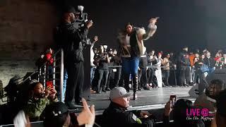 Megan Thee Stallion EPIC PERFORMANCE at The Tunnel Reunion  w/ Funk Flex