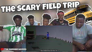 Scary Field Trip Horror Stories Animated (REACTION)