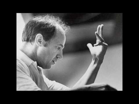 Berg - Drei Orchesterstücke - BBC SO / Boulez 1967