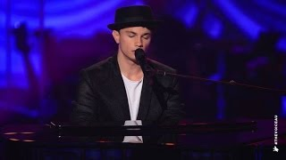 Mat Verevis sings All In Love Is Fair | The Voice Australia 2014