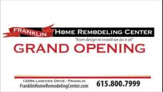 Franklin Home Remodeling Center I Kitchen Renovations Franklin Kitchen Cabinets Contractors