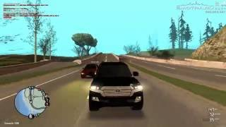Покатушки на Land Cruiser 200-MTA