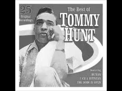 Tommy Hunt ~ And I Never Knew