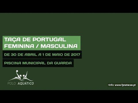 Taça de Portugal Feminina / Masculina   Piscina Municipal da Guarda