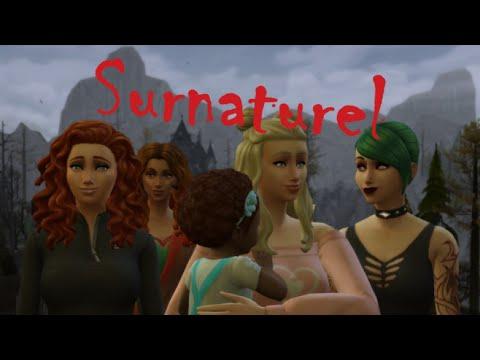 Surnaturel // Épisode 1 // Let's Play // Sims 4 |