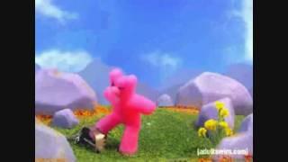 Youtube Poop: Robot Chicken Gummy Bear skit