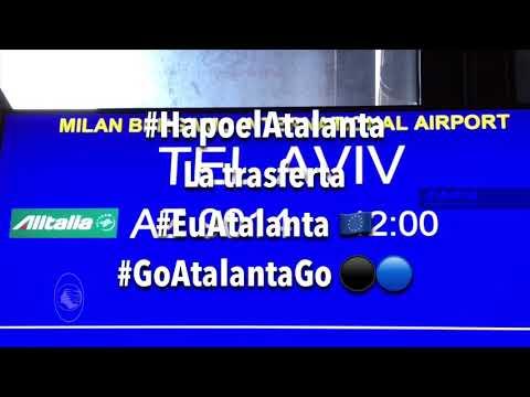 #HapoelAtalanta La trasferta di #Haifa raccontata attraverso la nostra clip #EuAtalanta #GoAtalantaGo - UkusTom