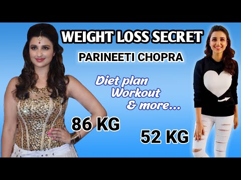 Parineeti Chopra Weight Loss Journey | Diet Plan | Workout | Tips thumbnail