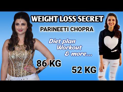 Parineeti Chopra Weight Loss Journey | Diet Plan | Workout | Tips thumbnail