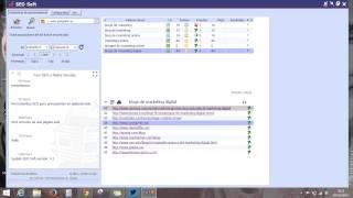 Comprobar posiciones en Google con Seo Soft(Seo Soft es un software de escritorio con el que podemos averiguar nuestras posiciones en Google., 2014-04-08T16:28:58.000Z)