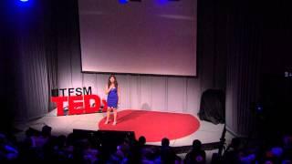 La búsqueda de la felicidad: Mónica López at TEDxUTFSM