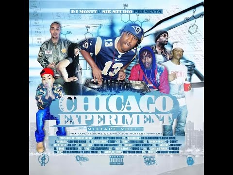 DJ MONTY NEW R.I.P SONG / NO LOVE OFF THE CHICAGO EXPERIMENT MIXTAPE