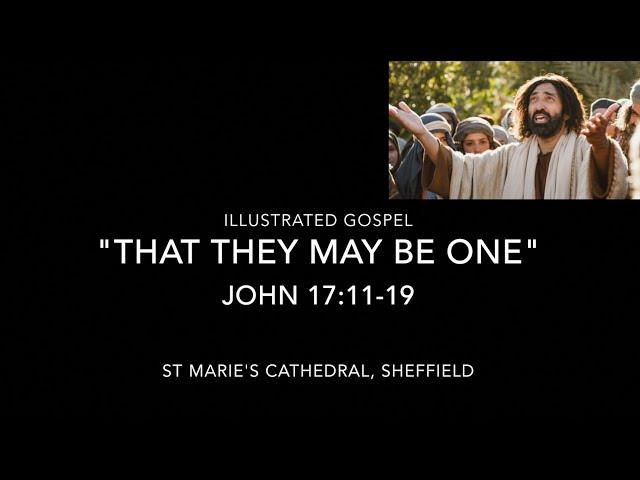 Illustrated Reading from the Gospel of St John /