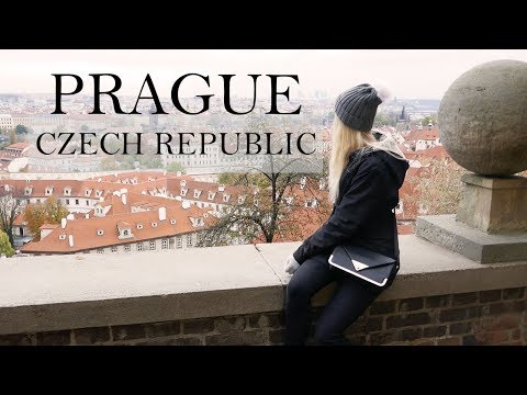 GIRLS CITY BREAK IN PRAGUE! - Czech Republic