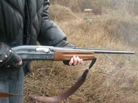 МЦ 21-12 стрельба с одной руки